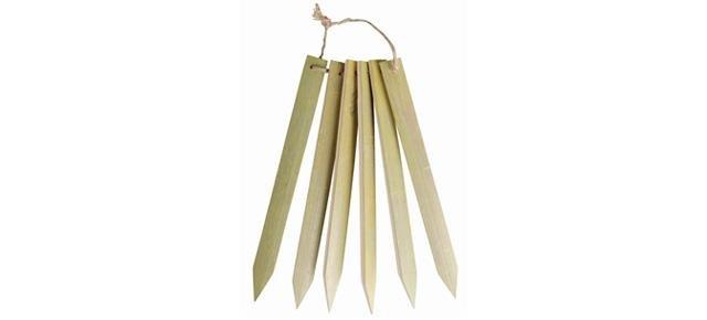 Ekostekers naturel van bamboe