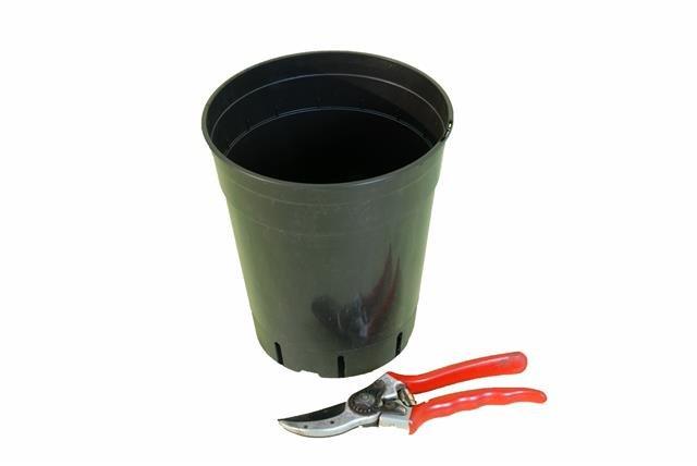 Diepe Ronde Palmpot 4.0 liter