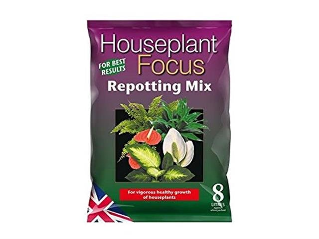 Houseplant Focus Repotting Mix 8 ltr.