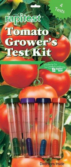 Rapitest grondtestkit voor tomaten 4 test