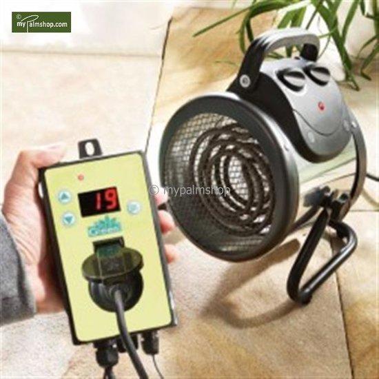 Elektrische ventilator kachel 'Palma 2kW' Thermoplus