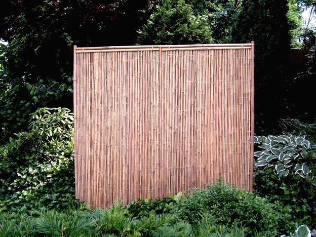 Bamboescherm Recht 90cm x 180cm [pallet]