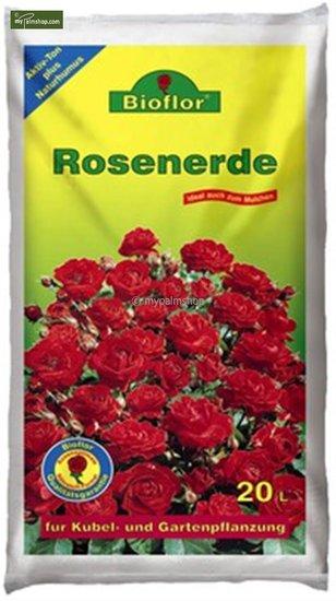 Bioflor Rozenaarde 20 liter