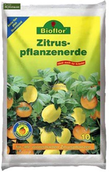 Potgrond voor Citrus Premium - 10 ltr