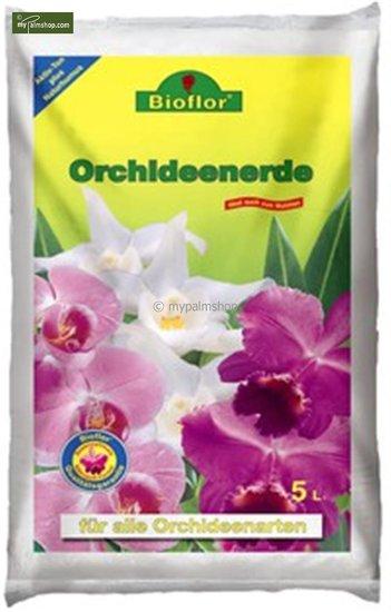 Bioflor Orchideeëngrond 5 ltr.