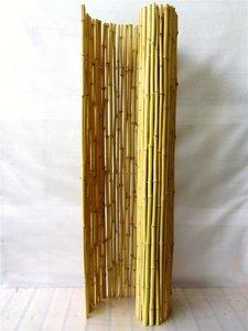 Bamboe Rolscherm naturel 150 x 180 cm