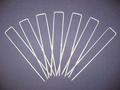 Anti onkruidfolie gronddoekpennen 10 stuks